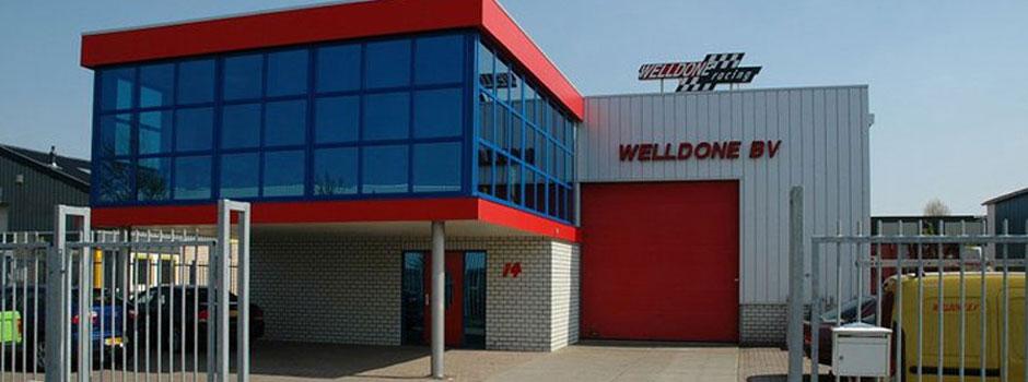 het bedrijf Welldone Bv